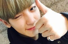 "Chanyeol thanks fans for EXO's first win with ""Call Me Baby"""