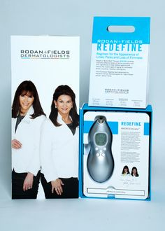Our Dr Katie Rodan & Dr. Kathy Fields featured with the Redefine regimen and the new MACRO E!
