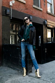 My Off Duty Look - The Chriselle Factor