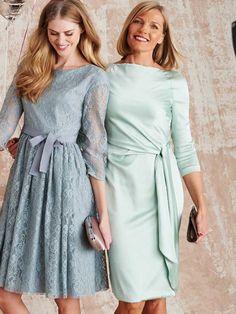 Side Gathered Dress 03/2016