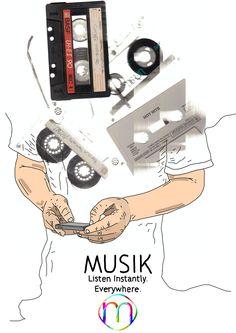 'Musik'Poster