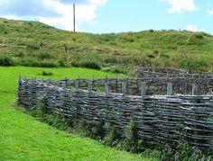 great wattle fence