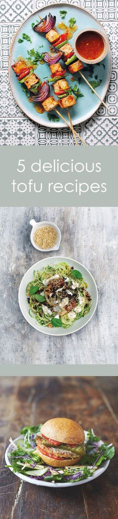 5 mouth-watering recipe ideas for this protein-rich ingredient Vegan Baking, Vegan Food, Vegan Vegetarian, What Is Tofu, Health Food Shops, Cooking Tofu, Marinated Tofu, Sweet Chilli Sauce, Tofu Recipes