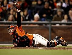 Buster Posey...