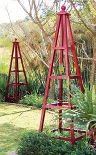 Garden Obelisk