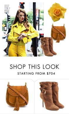 """""""Lovely"""" by elma-993 ❤ liked on Polyvore featuring Chloé and Burberry"""
