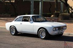 1974 Alfa Romeo GTV 2000 White, Minilites Beautiful Must See!!!