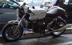 Ducati gt 1000 cafe racer