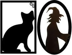 Hexenkessel groß schwarz Halloween Hexe KK