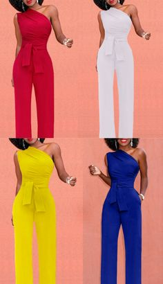 Amaze everyone for the entire evening in this jumpsuit pants. If you want to see more models, we have a wide range of Jumpsuits.  #jumpsuit #whattowear #womensfashion #Queenfy