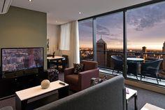 1 Bedroom Sky View Apartment #Sydney #Australia #Luxury #Hotels #Meriton