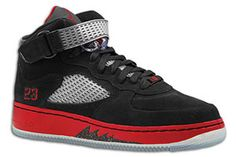 Fusion 5 Black Red