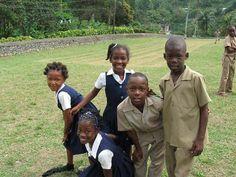 Jamaican students