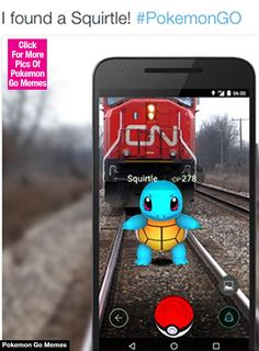 Pokemon GO: Fans Create Hilarious Memes After Mobile Game Goes Viral