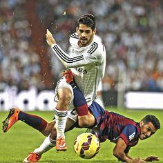 @iscoalarcon #HalaMadrid #RealMadrid #RealMadridvsFCB #Clasico #Liga