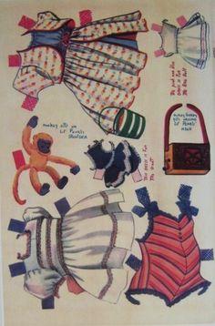 Paper Dolls~Lil' Pearl - Bonnie Jones - Álbumes web de Picasa