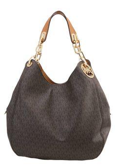 FULTON - Handbag - brown   Zalando.co.uk 🛒. MICHAEL Michael Kors. 65625727e