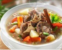 Rm Padang Sederhana Cara Bikin Sop Buntut Resep Masakan Resep Sup Resep