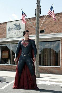 Superman : Man Of Steel