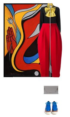 """""""A prayer."""" by mirary ❤ liked on Polyvore featuring NOVICA, Moschino, Delpozo, STELLA McCARTNEY, Noee, women's clothing, women's fashion, women, female and woman"""