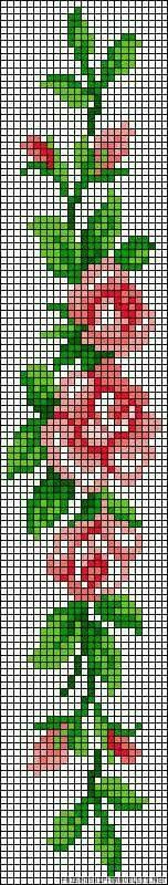 many tutorials,both written and videos to make learning the craft of beadweaving,particularly loom beading. Hope you enjoy Bead Loom Bracelets, Beaded Bracelet Patterns, Bead Loom Patterns, Beading Patterns, Cross Stitch Rose, Cross Stitch Flowers, Cross Stitch Designs, Cross Stitch Patterns, Cross Stitches