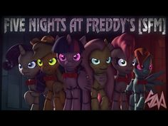 [SFM] Five Nights at Freddy's (Official video) [60FPS, FullHD] - YouTube
