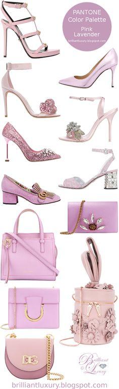 Brilliant Luxury ♦ Pantone Fashion Color ~ pink lavender