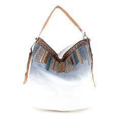 XL Shopper Tasche Damentasche Handtasche Schultertasche Lederoptik Vintage-Look