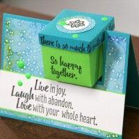 Gift Box Card Tutorial
