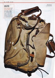Vintage Filson bag in GQ  www.lv-outletonline.at.nr   $161.9 Louisvuitton is on clearance sale, the world lowest price.  The best Christmas gift