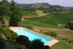 #tuscanycook panoramic pool and garden #contactus www.tuscanycook.com