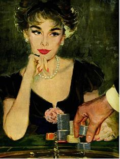 Coby Whitmore | Illustration by Coby Whitmore for the Saturday Evening Post, 1958, via ...