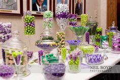 Will do this exact candy buffet but on a round table