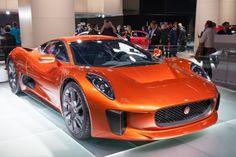 IAA Frankfurt 2015: Jaguar F-Type
