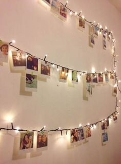 13 ways to use fairy lights and make your bedroom look magic.- 13 ways to use fairy lights and make your bedroom look magical 13 ways to use fairy lights to make your home look magical - 30th Birthday Parties, 90th Birthday, 30th Party, Teenage Girl Bedrooms, Girls Bedroom, Diy Bedroom, Magical Bedroom, Bedroom Wall, Room Decor Teenage Girl