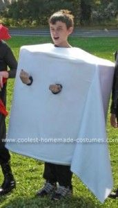 12 Quick and Easy Halloween Costumes on a Shoestring Budget | cable car couture