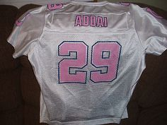 INDIANAPOLIS COLTS JOSEPH ADDAI JERSEY TOP SIZE LARGE ADULT
