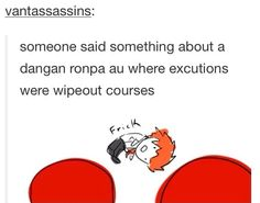 How would my execution be like a wipeout course?