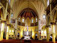 WINSTED - ST JOSEPH CHURCH - 15 by JERRY DOUGHERTYS CONNECTICUT, via Flickr
