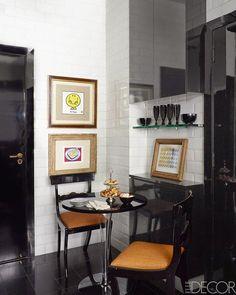 Vintage & Chic · Blog decoración. Vintage. DIY. Ideas para decorar tu casa: Una casa maximalista en Sao Paulo · A maximalist home in Sao Paulo