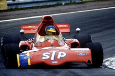 Ronnie Peterson, STP March 721X Cosworth Jarama 1972