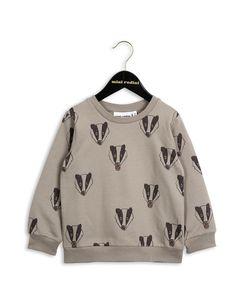 MINI RODINI Badger Sweatshirt