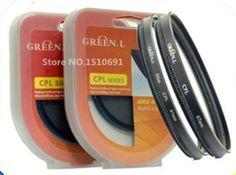 58mm vert, camera lens filtre cpl filtre nd lens accessoires livraison gratuite