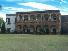 Old hacienda en Acatic los altos de jalisco