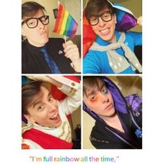 Which Sanders Sides Are You? Logan Sanders, Thomas Sanders, I Will Protect You, Artist Problems, Sander Sides, Thomas And Friends, Dark Side, Youtubers, Lgbt