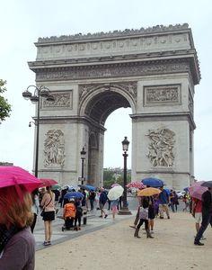 Arc de Triomphe - BoulderLocavore.com