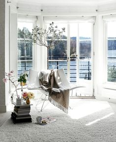HOME: I want my mansion to be by the water
