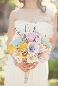 Malta Wedding Summer Bouquet