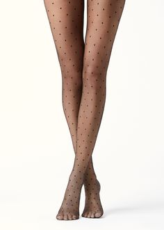 CALZEDONIA Pois Tights (SS 2017)