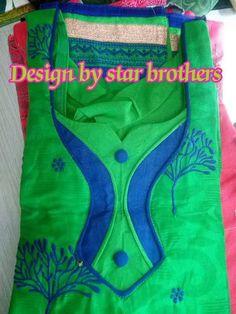 Chudithar Neck Designs, Chudidhar Designs, Salwar Neck Designs, Kurta Neck Design, Saree Blouse Neck Designs, Neck Designs For Suits, Kurta Designs Women, Dress Neck Designs, Sleeve Designs